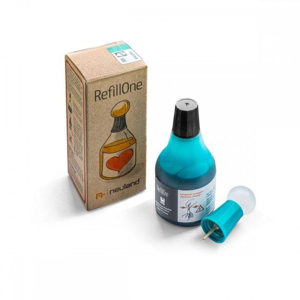 Neuland Utántöltő tinta RefillOne BigOne- fineOne és moderációs markerhez 1 db oceán 80440305
