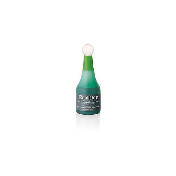 Neuland Utántöltő tinta RefillOne BigOne- fineOne és moderációs markerhez 1 db neon zöld 80440405