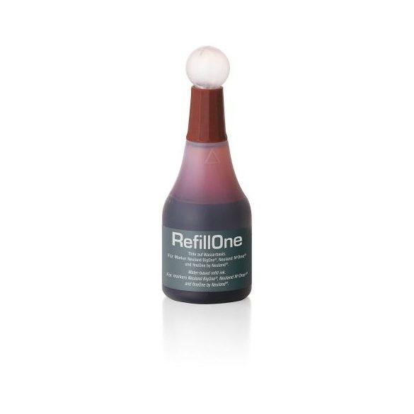 Neuland Utántöltő tinta RefillOne BigOne- fineOne és moderációs markerhez 1 db barna 80440800