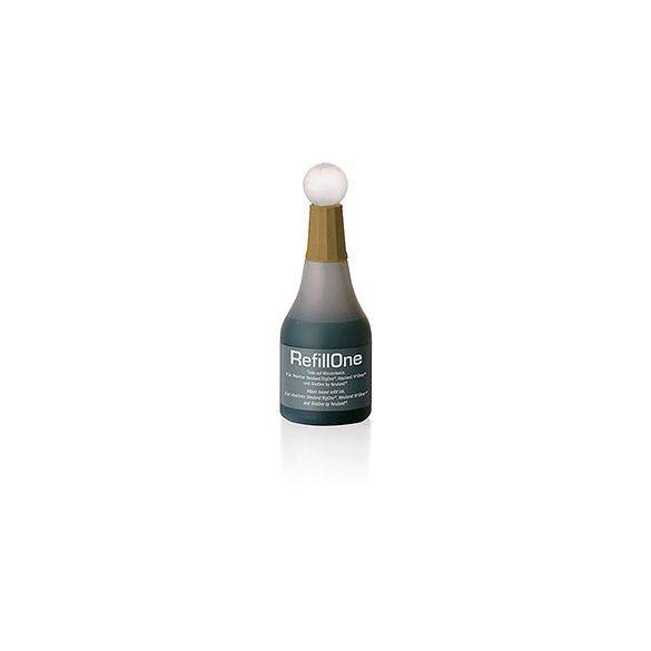 Neuland Utántöltő tinta RefillOne BigOne- fineOne és moderációs markerhez 1 db zöldes barna 80440803