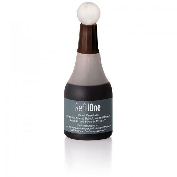 Neuland Utántöltő tinta 45 ml RefillOne BigOne- fineOne és moderációs markerhez (810) Friends 5