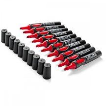 Neuland NoOne® Moderációs Marker készlet piros