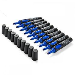 Neuland NoOne® Moderációs Marker készlet kék