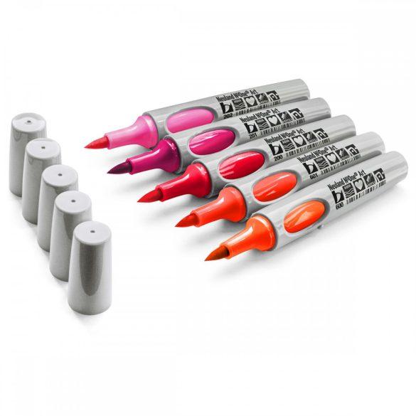 Neuland No.One® Art, ecsethegyű 0,5-7 mm, 5 db/készlet - Sweet Sunset, 80592291