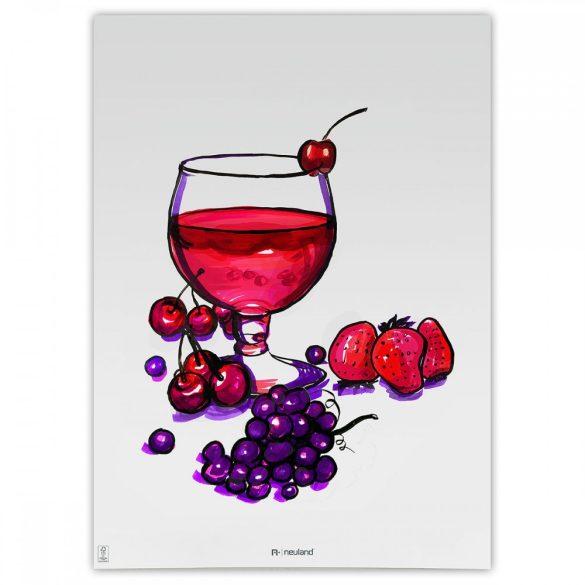 Neuland No.One® Art, ecsethegyű 0,5-7 mm, 5 db/készlet - Wild Berries, 80592795