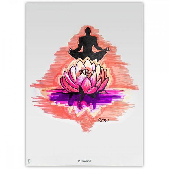 Neuland No.One® Art, ecsethegyű 0,5-7 mm, 5 db/készlet - Lucky Lotus, 80592994