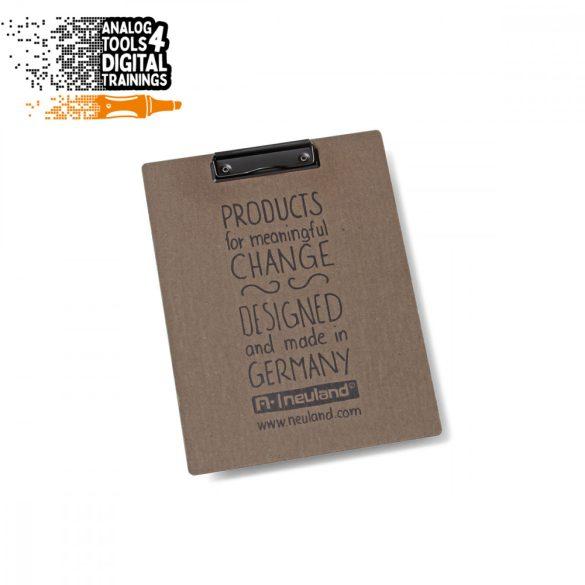 myClipBoard Csíptetős papírtartó A4-es méret