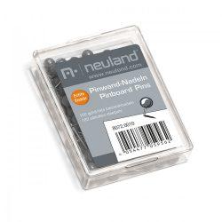 Pinboard Pins Ø 6 mm grey