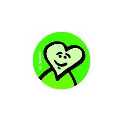 VizDots Szimbólum matricák - szív