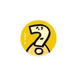 VizDots Szimbólum matricák - Kérdés