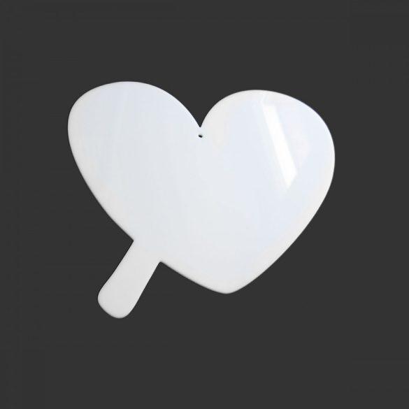 ShapeOne akril tábla - Szív