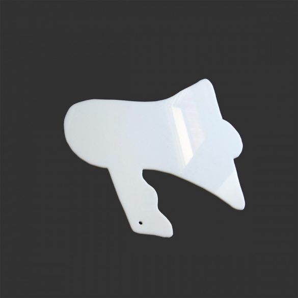 ShapeOne akril tábla - Megafon