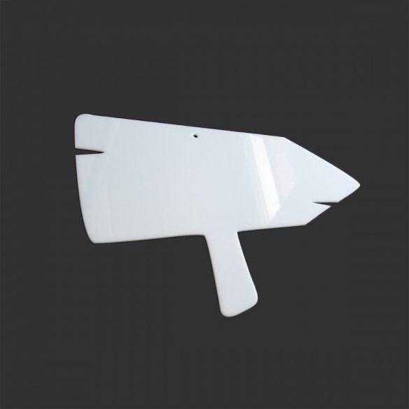 ShapeOne akril tábla - Irány