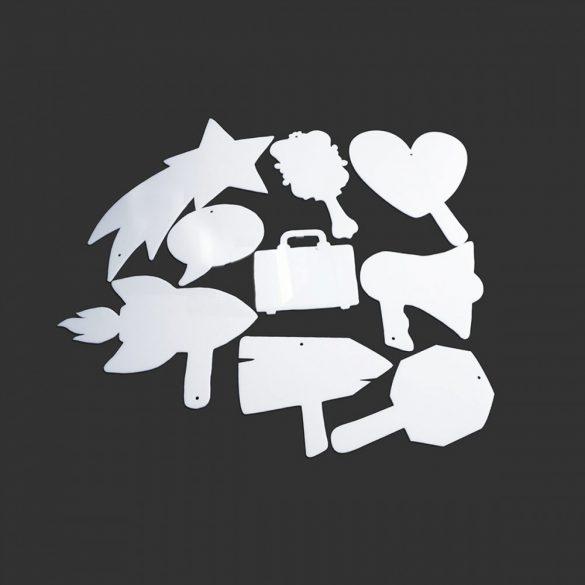 ShapeOne akril tábla - Teljes szett