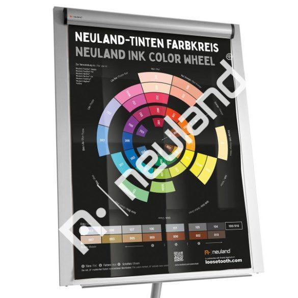 Neuland vizualizációs színválasztó poszter