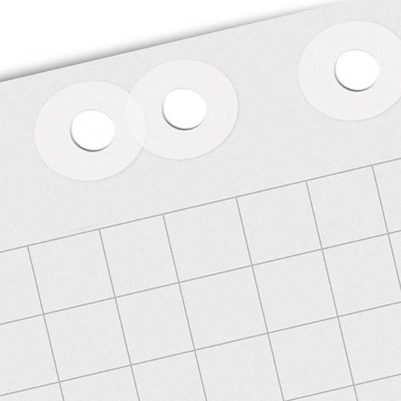 Reinforcement Stickers for FlipChart Paper
