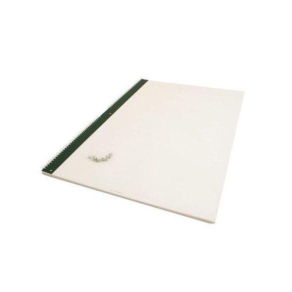 Flipchart ProjectBook-hoz spiráltömb