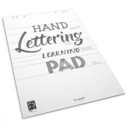 Handlettering Learning Pad