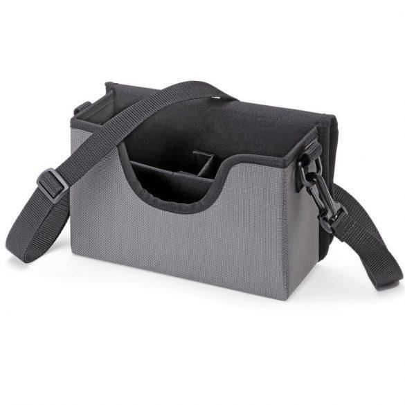 Novario® Mini-SoftBag, szürke, tréner táska üres