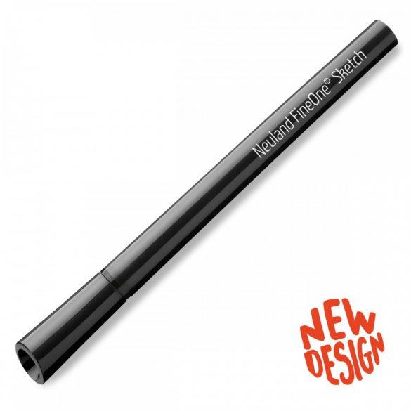 Neuland FineOne® Sketch,  5db/szett ,  No. 19 Sketch+Shade, tűhegyű tusfilc  88202100