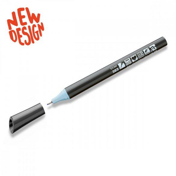 Neuland FineOne® Sketch, 0.5 mm, vékony hegyű, pasztellkék, 88220303