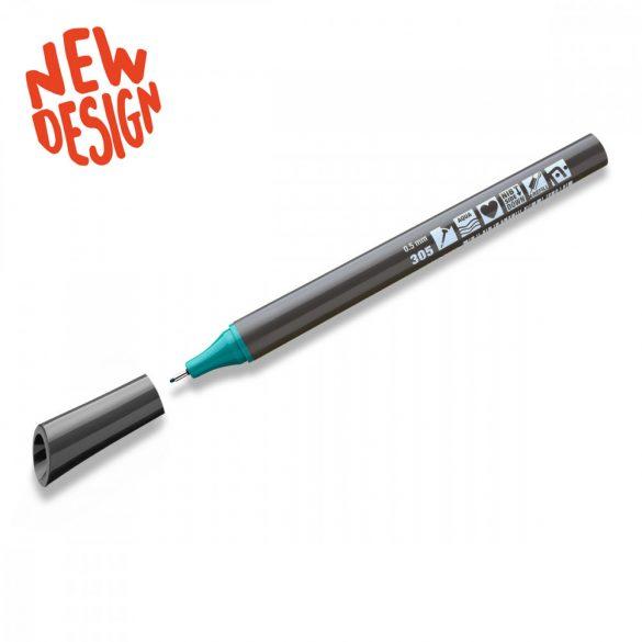 Neuland FineOne® Sketch, 0.5 mm, vékony hegyű, óceán, 88220305