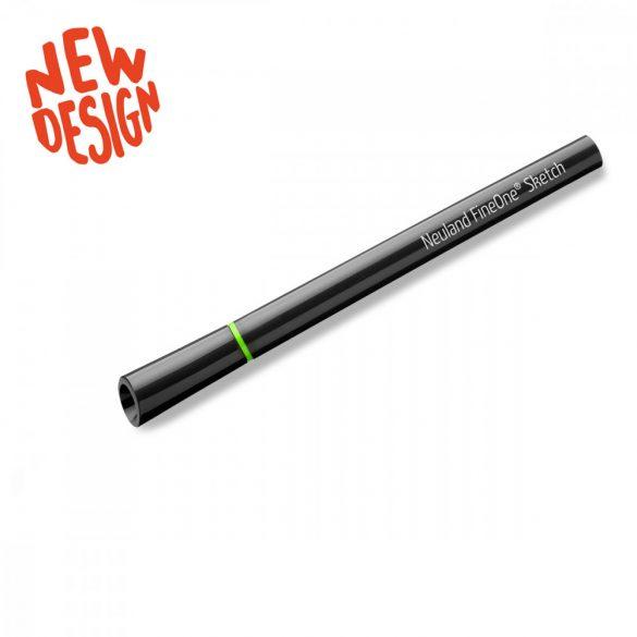Neuland FineOne® Sketch, 0.5 mm, vékony hegyű, világos zöld, 88220401