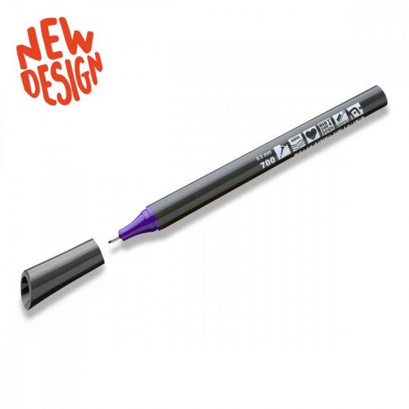 Neuland FineOne® Sketch, 0.5 mm, vékony hegyű, ibolyakék, 88220700