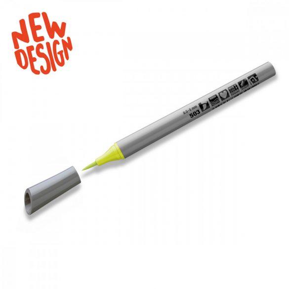 Neuland FineOne® Art, ecsethegyű, lime, 88340503