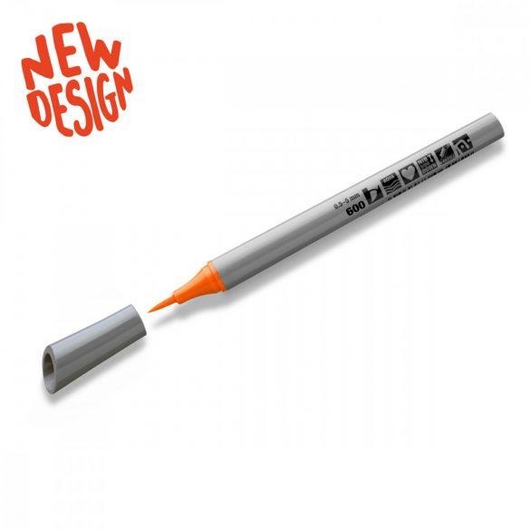 Neuland FineOne® Art, ecsethegyű, narancssárga, 88340600