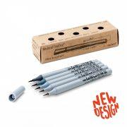 Neuland FineOne® ecsethegyű  5db/szett ,  No. 7 Tones of grey,  88342194