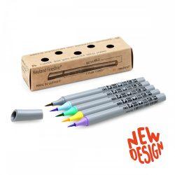 Neuland FineOne® Art, 5 db/szett, No. 22 Pastel, ecsethegyű, 88342294