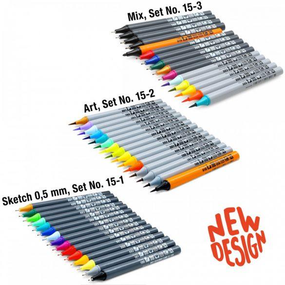 Neuland FineOne® Art, 15db/szett, No. 15-2, 88343902