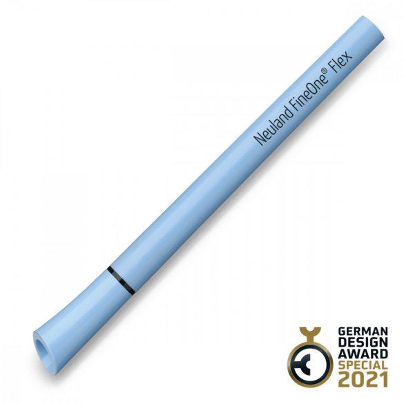 Neuland FineOne® Flex, rugalmas hegy, 0.5-3 mm, vérnarancs
