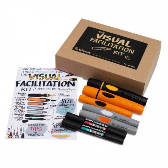 Vizuális Facilitáció - készlet