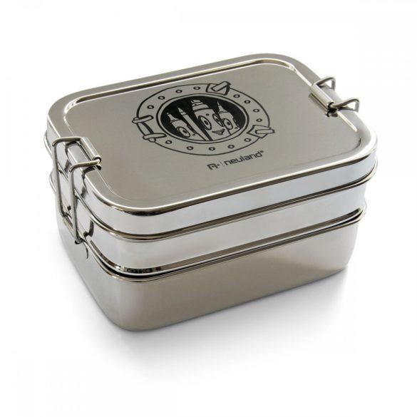 One-2-snack - ételtároló doboz készlet
