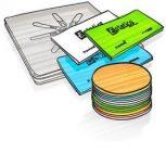 Moderációs kártyák és eszközök